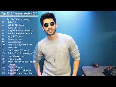Armaan Malik Top Hits Jukebox   Best Armaan Malik Songs Non Stop