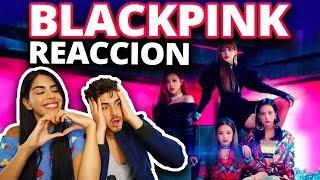 REACCIONANDO A BLACKPINK   Parte 2