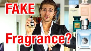 How To Know if Fragrance is FAKE