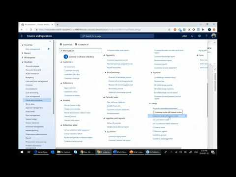 Dynamics 365 | Finance & Operations | New Financial Features | Credit/Collection | Western Computer