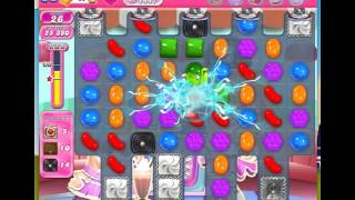 candy crush saga level 1447 no booster 3 stelle
