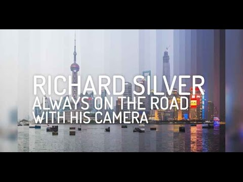 Richard Silver: Always On The Road With His Camera
