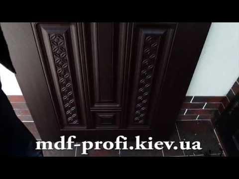 Замена мдф накладки на двери
