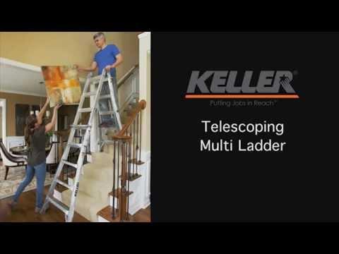 Keller Kmt Multi Ladders