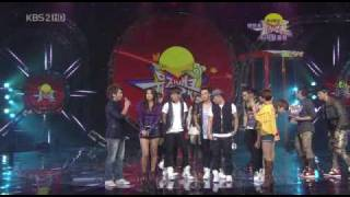 Big Bang - haru haru [live] 2008