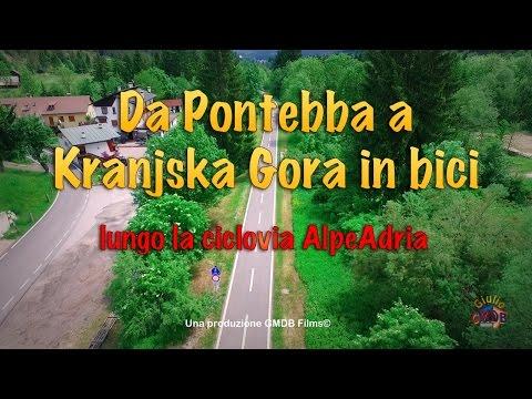 Da Pontebba a Kranjska Gora in bici