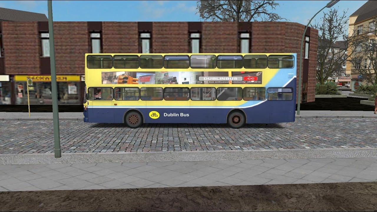 omsi the bus simulator dublin bus route 170 essen doovi. Black Bedroom Furniture Sets. Home Design Ideas