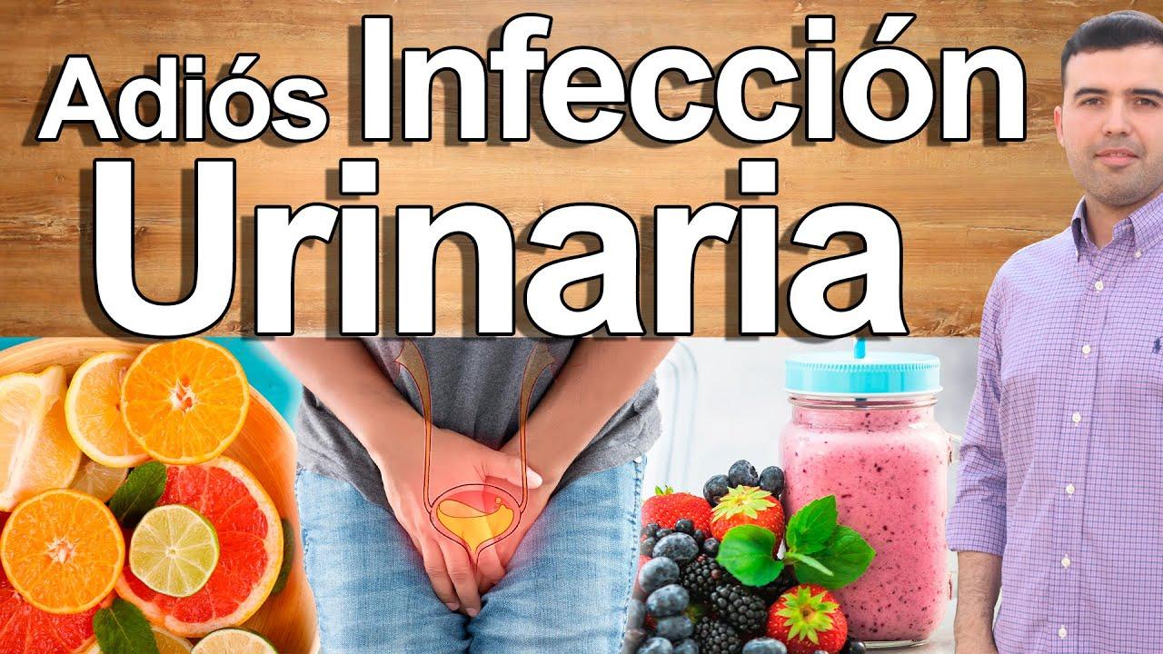 Cómo Curar Y Prevenir Las Infecciones Urinarias Elimina El Mal De Orín Naturalmente Youtube