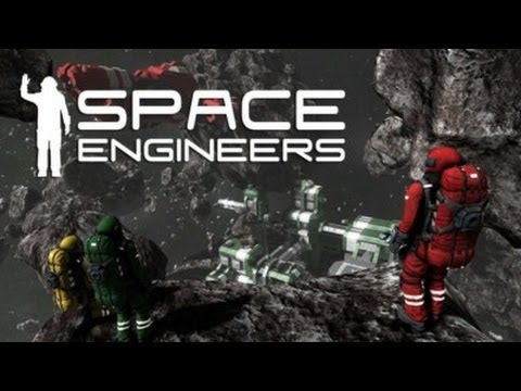 space engineers ep1 learning the basics youtube. Black Bedroom Furniture Sets. Home Design Ideas