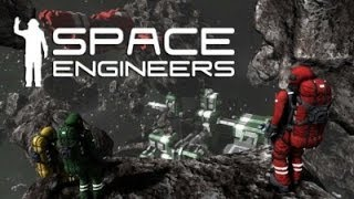 Space Engineers: Ep1 - Learning The Basics