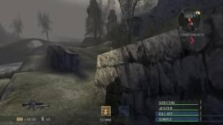 Socom Combined Assault Mission 10 - Blindside - HD Gameplay - PCSX2