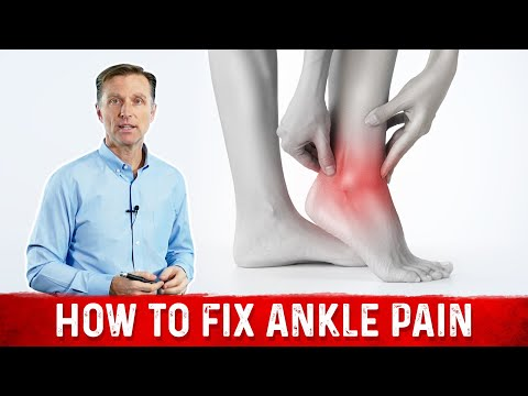 How to Fix Ankle Pain