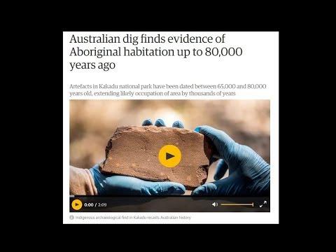 Eurasia Was Colonized by Australian Aboriginals 65,000 Years Ago