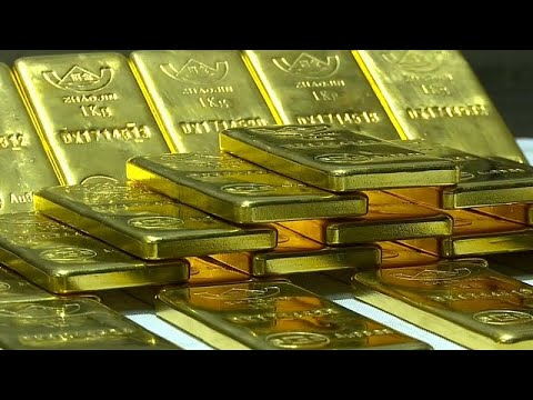 стоимость золота на спотовом рынке