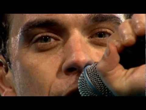 Robbie Williams - Feel - Live at Knebworth
