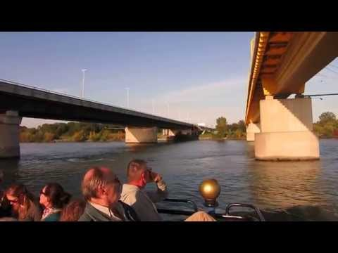 DANUBE RIVER CRUISE,VIENNA, SEPTEMBER 2014