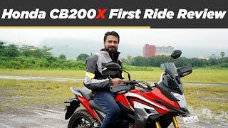 Honda CB200X First Ride Review screenshot 4