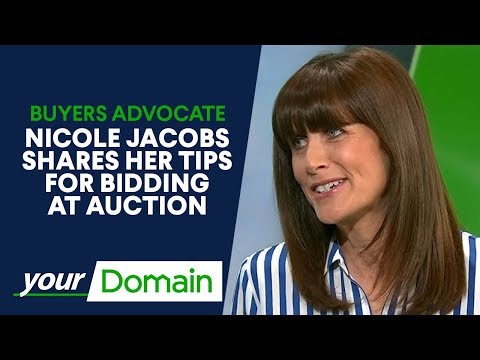 Expert Tips On Bidding At Auction | Your Domain