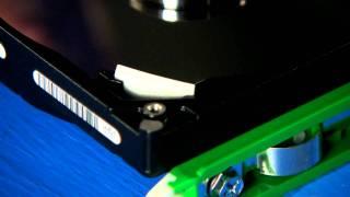 Hard drive teardown