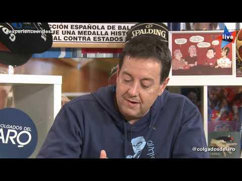 COLGADOS DEL ARO T4 - Brackets NBA, Plsy Offs Euroliga, ratas, ratones y ranking animales asesinos