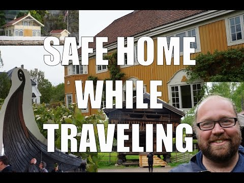 How to Keep Your House Safe While You Travel