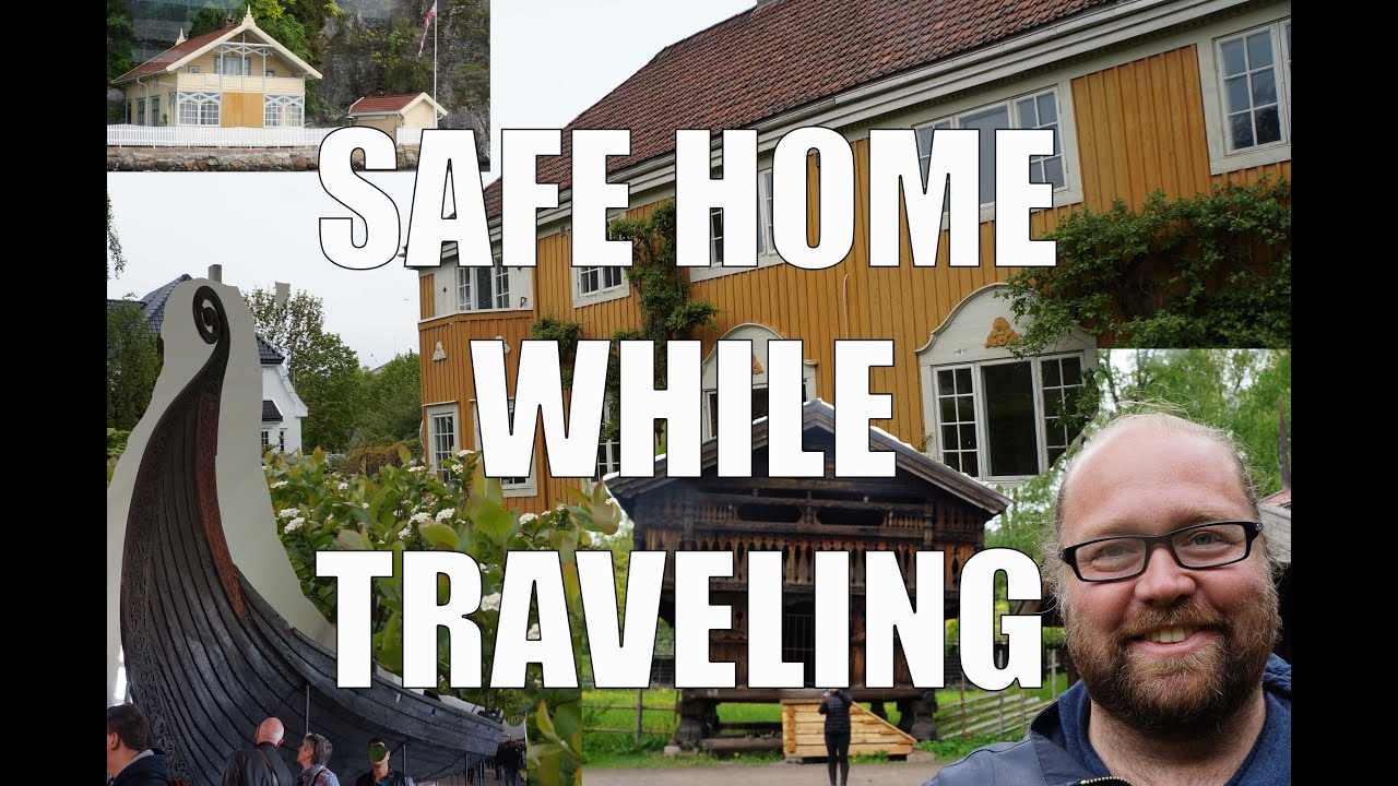 How to keep your house safe while you travel doovi - How to keep thieves away from your home ...