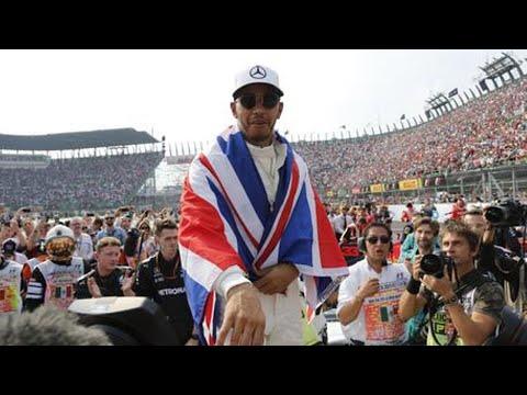 F1: Hamilton festeggia titolo a Miami