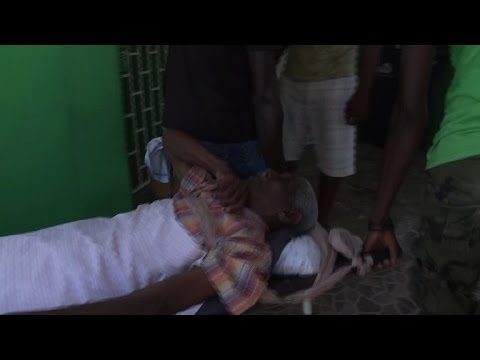 After hurricane, Haiti confronts cholera outbreak