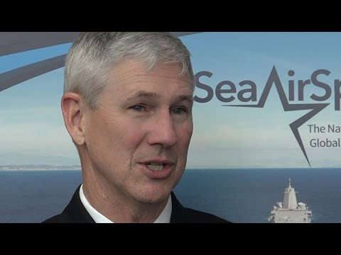 NAVSEA Commander on Potential Impacts of Continuing Resolution, Government Shutdown on US Navy Fleet