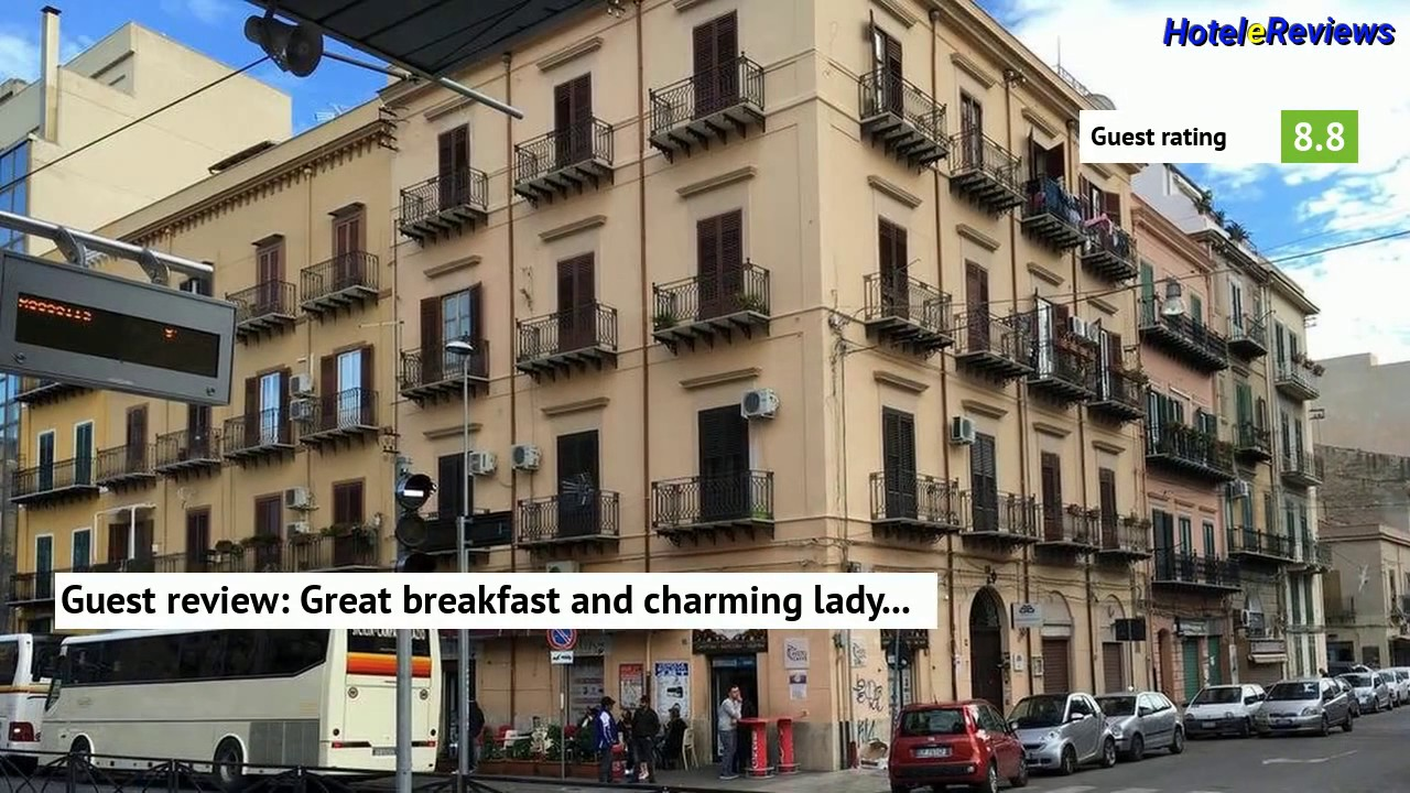 b&b white * hotel review 2017 hd, palermo, italy - youtube