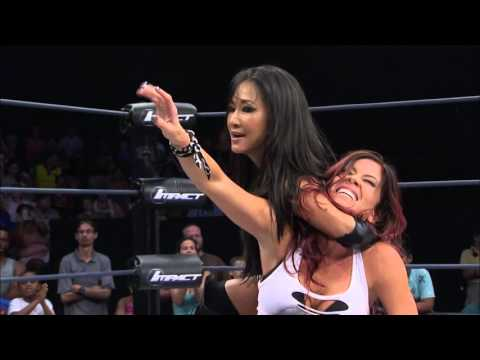 IMPACT World Title Series Week 6 (Complete Episode) 11/11/15