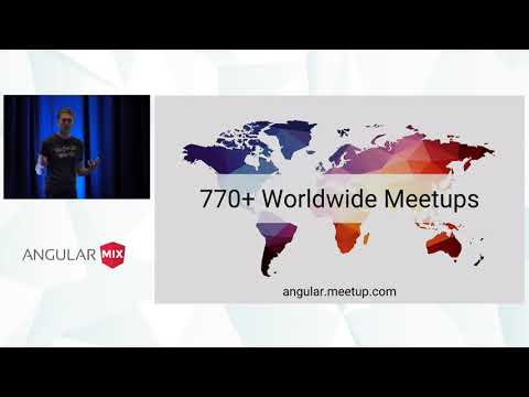 AngularMix Keynote by Brad Green