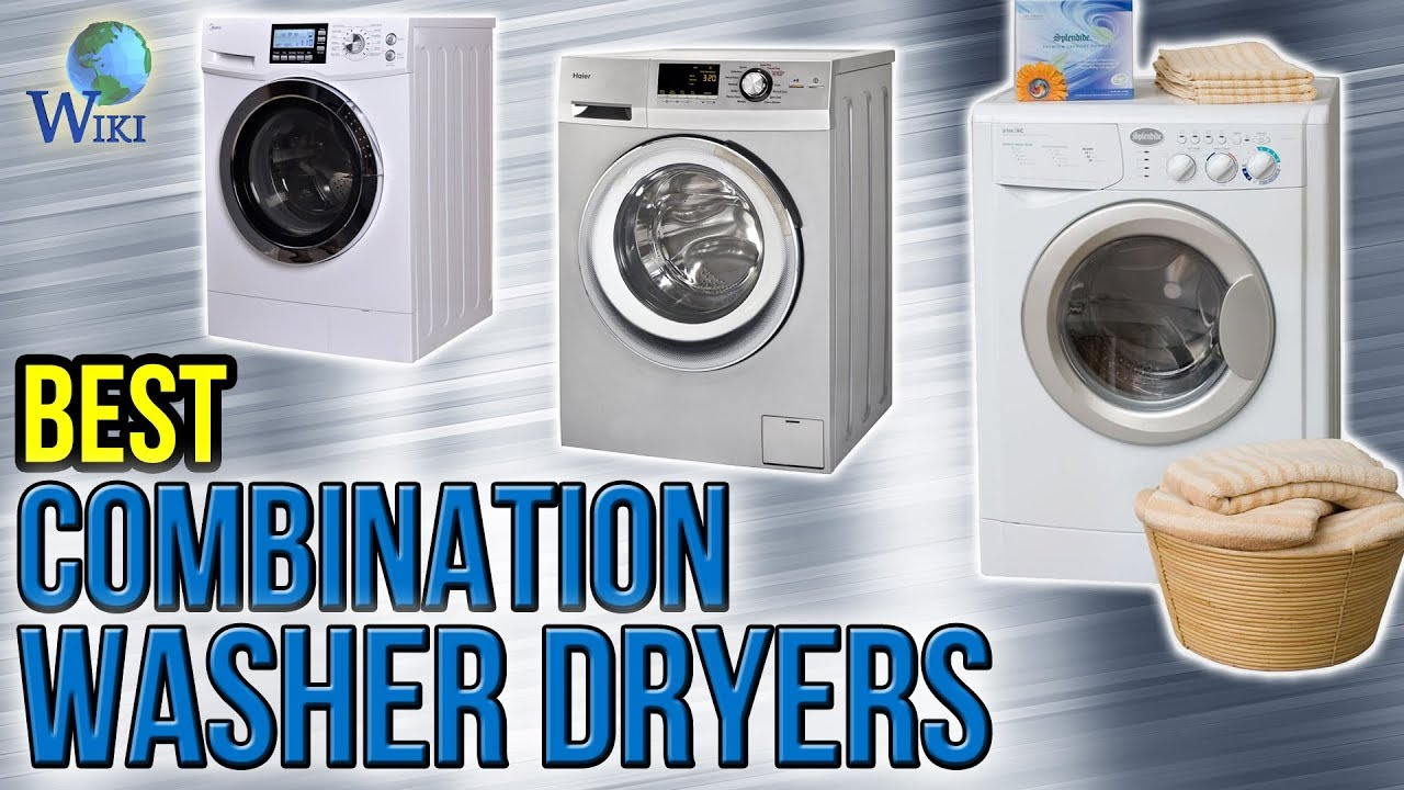 Best Integrated Washer Dryer 2017 Part - 27: 6 Best Combination Washer Dryers 2017