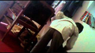 azlam farid in his room in misali school tala gang