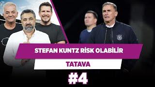 Stefan Kuntz tercihi riskli olabilir! | Zafer Algöz & Serdar Ali Çelikler & Irma