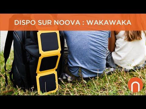 Dispo Sur Noova : Wakawaka