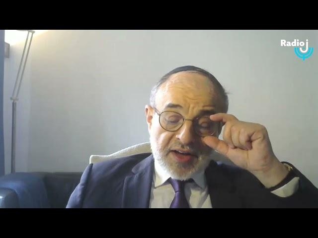 Grand Rabbin Bruno Fiszon : Hommage au Chaagat Arié