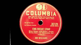 (Big) Joe Williams - King Biscuit Stomp