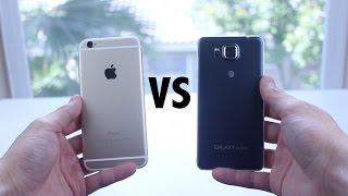 Repeat youtube video iPhone 6 vs Samsung Galaxy Alpha - Full Comparison