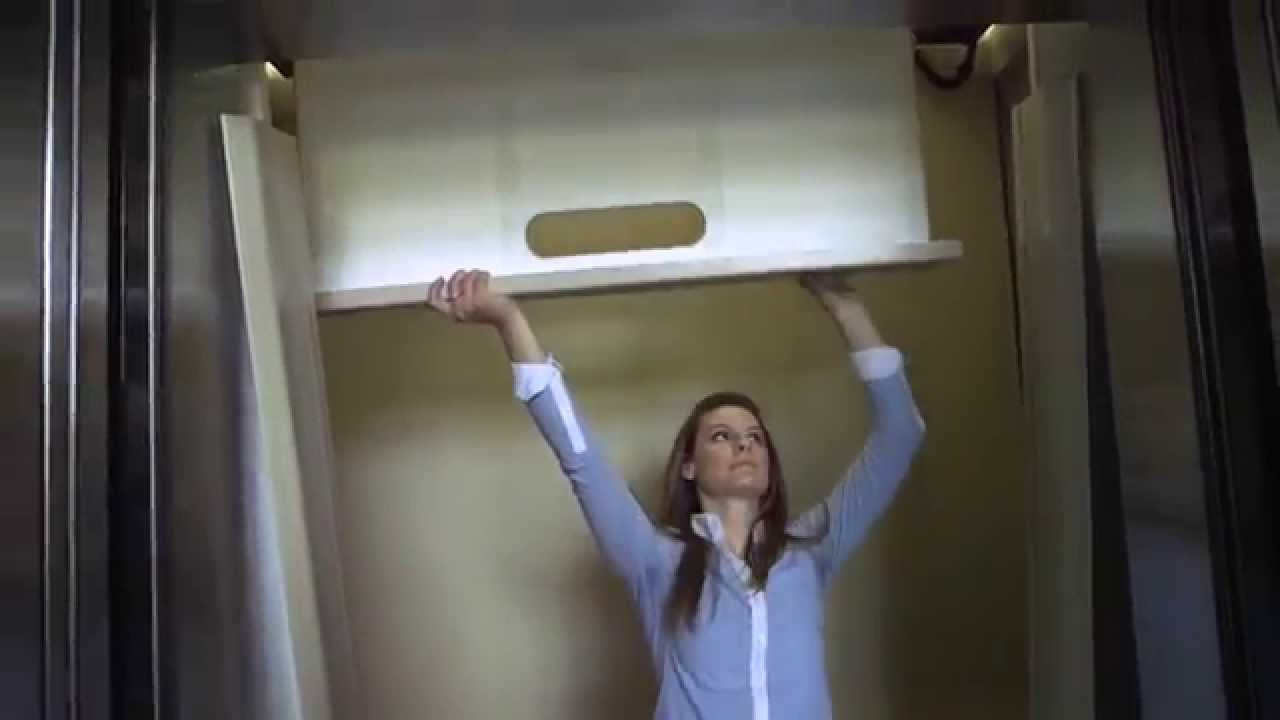 Door Guard Inc Elevator Cab Protection Youtube