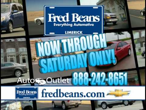 Awesome Fred Beans Chevrolet Limerick Icebreaker Sales Event