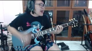 แป๊ะ  Syndrome -  ไม่ผิดหรอกเธอ - 7 Days Crazy Guitar Cover