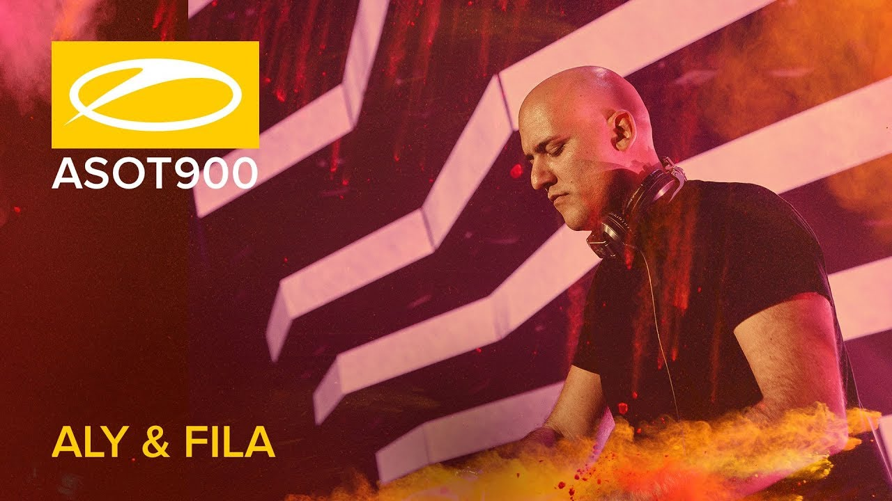 specifiek aanbod populair merk Verkooppromotie Aly & Fila live at A State of Trance 900 (09.03.2019 ...