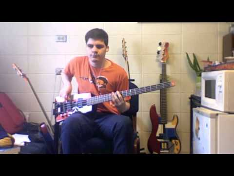 We Don't Live Here Anymore - Millionaire - Bass Cover mp3