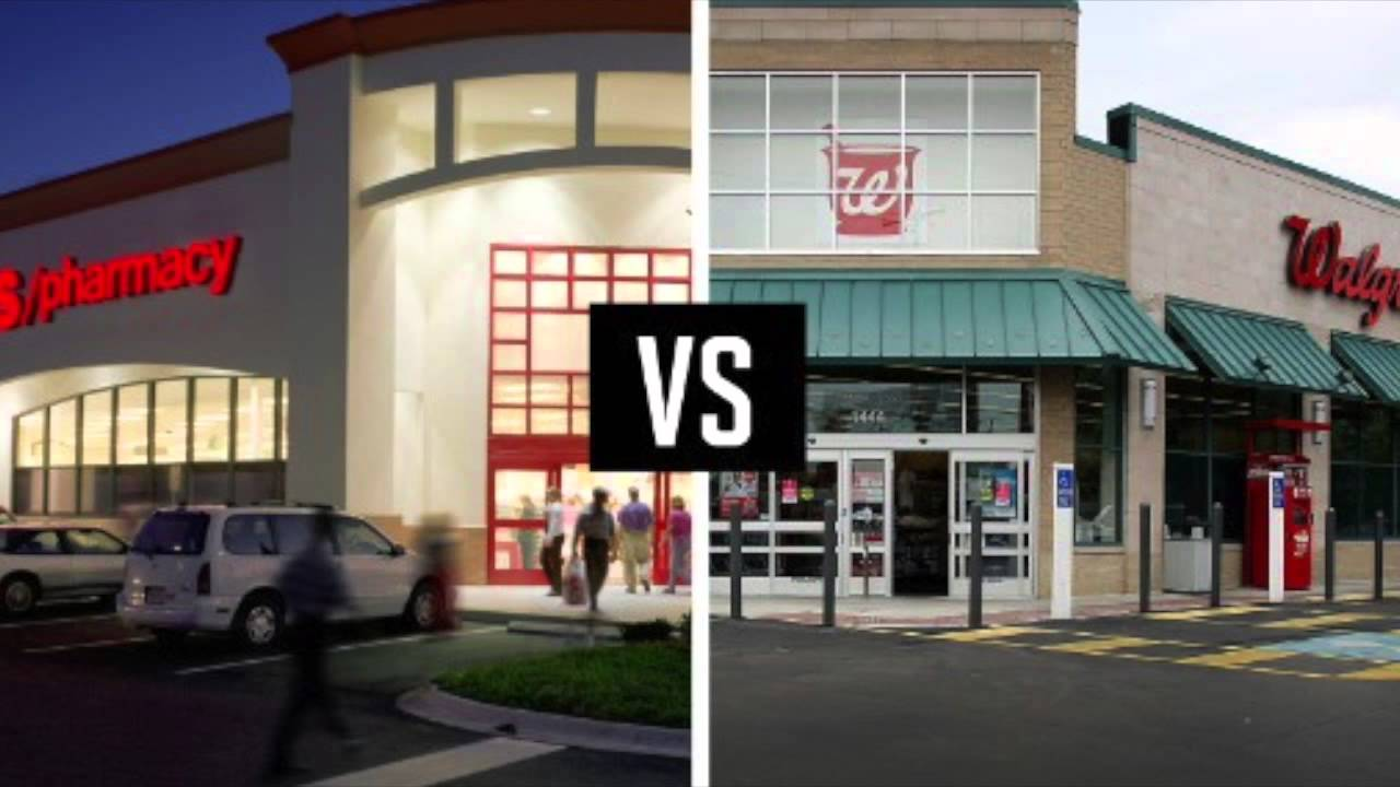 cvs vs walgreens youtube