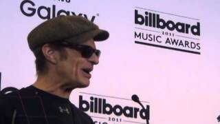 2015 DAVID LEE ROTH at the BILLBOARD MUSIC AWARDS red carpet & pressroom VEGAS