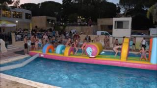 Sud Est Vacances Les Cigales jeux aquatique 22 07 2017