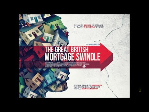 HUMANITY vs INSANITY #111 : The Great British Mortgage Swindle