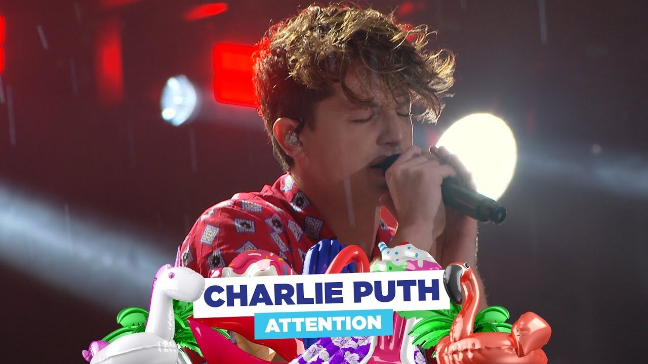 Charlie Puth Attention Live At Capitals Summertime Ball