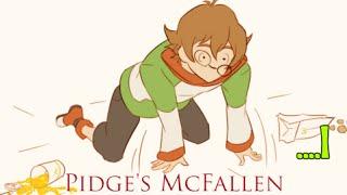 [Voltron: Legendary Defender Comic Dub] Pidge's McFallen